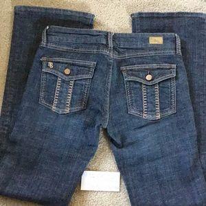 See Thru Soul Jeans 28x32 EUC pocket  Nordstrom